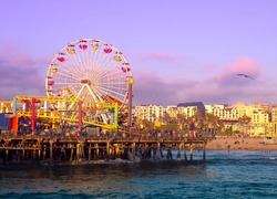 Santa Monica Beach Los Angeles County First Team Real Estate