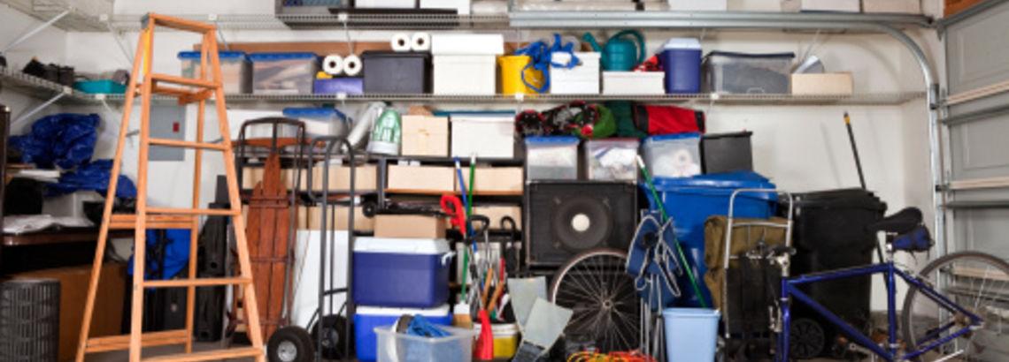 Make Your Garage More Storage-Friendly