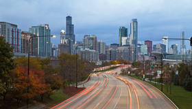 Experience the Famous Lake Shore Drive