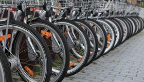 Bike Sharing Hits Chicago