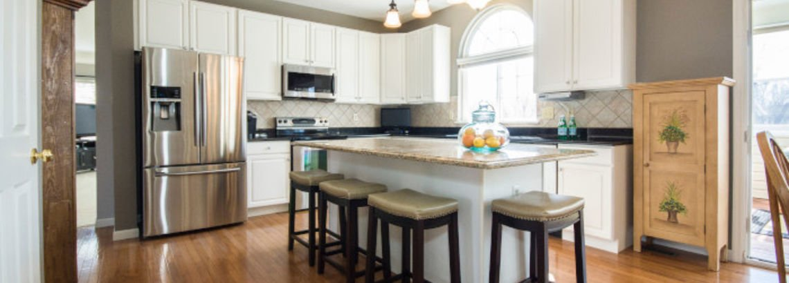 Update Your Cabinetry with a New Paint Job