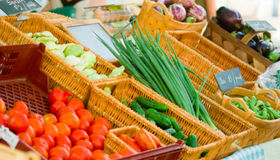 Enjoy Fall Farmers Markets