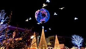 Chicagoland's Best Holiday Lights Events
