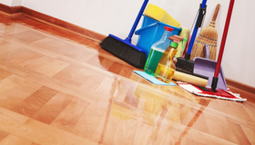 Give Your Home a Post-Holiday Cleaning