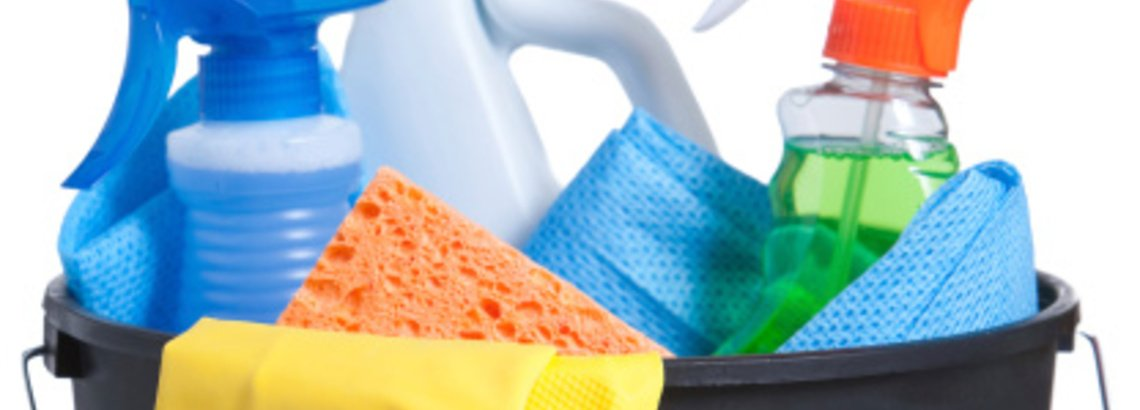 Home Cleaning Supplies Checklist