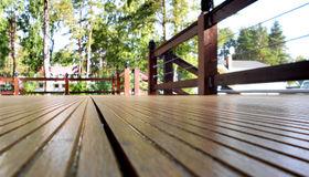 Summer Deck Maintenance