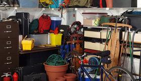 Seasonal Garage Cleaning