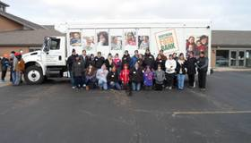 Baird & Warner's Oak Park and Plainfield Offices Help Feed Thousands of Neighbors