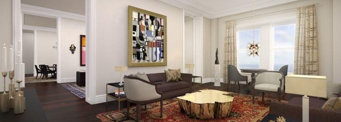 Celebrity News: Vince Vaughn Lists Palmolive Building Penthouse