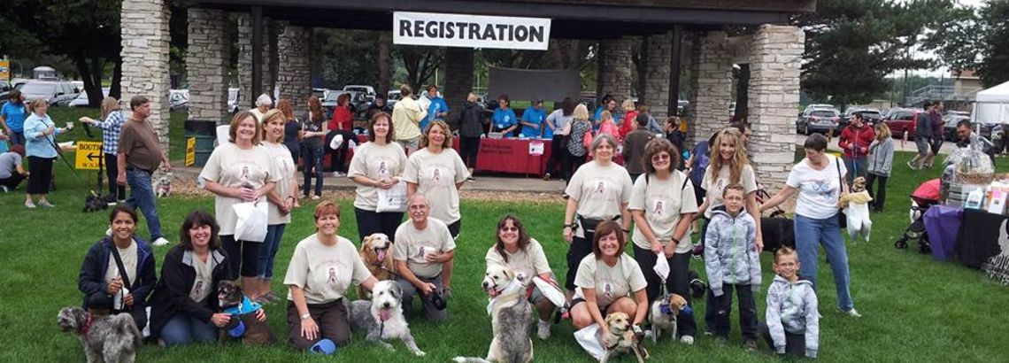 Baird & Warner Downers Grove Walks for the Animals