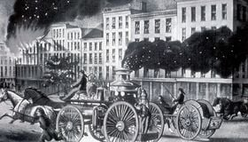 How Baird & Warner Survived the Great Chicago Fire