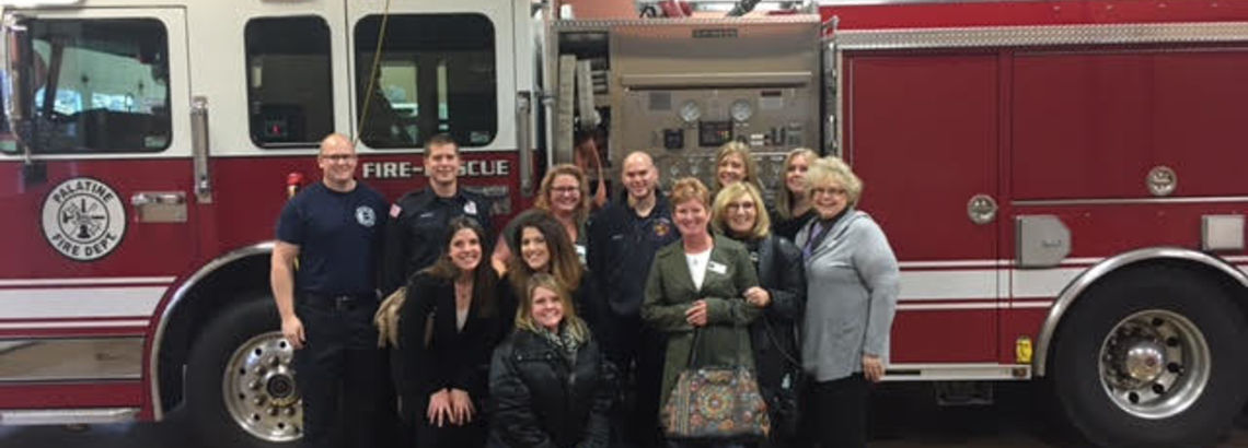 Northwest Suburban Office's Project Recognizes Those Who Serve the Community
