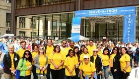 Join Baird & Warner for the Chicago Cares Serve-a-thon