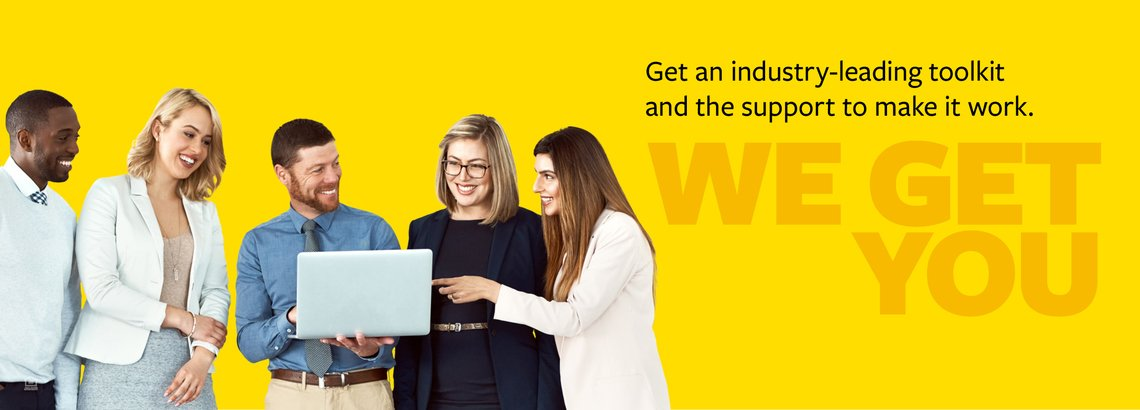 Get Our Industry-Leading Toolkit And The Support To Make It Work, No Matter What.