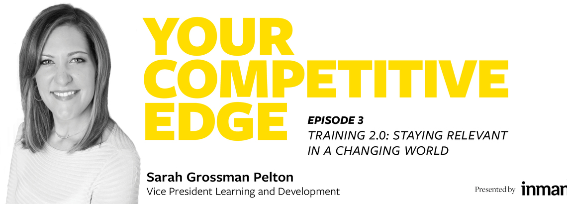 Your Competitive Edge: Training 2.0 – Staying Relevant In A Changing World
