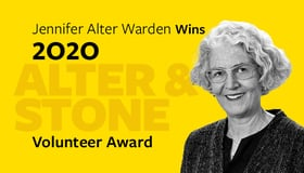 Baird & Warner COO and EVP Honored With Volunteer Award