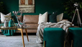 How to Create a Cozier Living Room