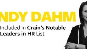 Baird & Warner EVP on Crain's Notable Leaders in HR