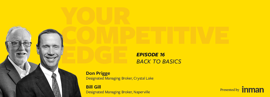 Your Competitive Edge: Back To Basics