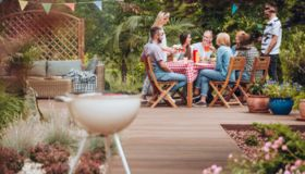 Outdoor Design and Living Trends to Watch in 2021
