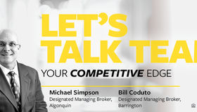 Your Competitive Edge: Let's Talk Teams