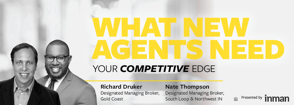 Your Competitive Edge: What New Agents Need