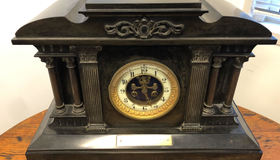 The Vault: The Story Behind the Baird & Warner Clock