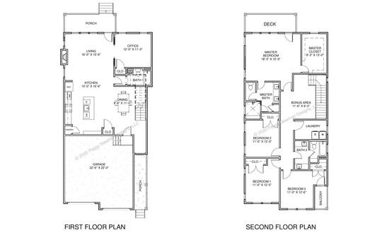 Peerman Floor Plan