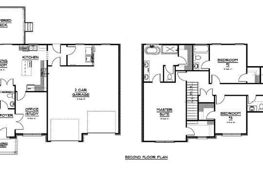 Lot 43 Floor Plan
