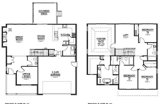 Lot 44 Floor Plan