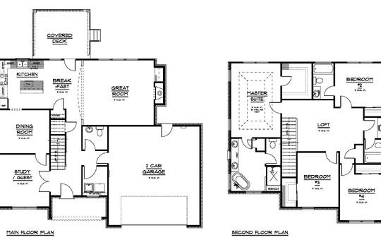 Lot 46 Floor Plan