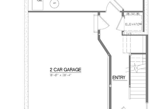 High Street Bldg 1 Ground Floor Plan