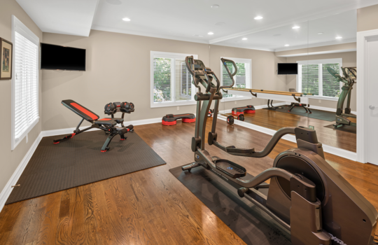 OW Exercise Room