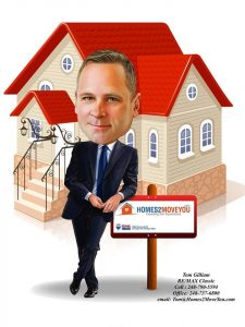 Real estate agent Tom Gilliam Find homes for sale in Oakland County MI