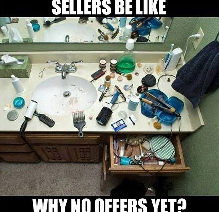 Clutter Homes Won't Sell Today