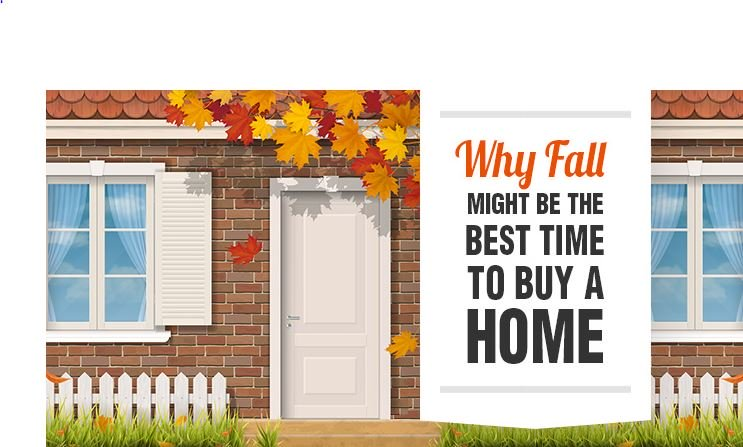 Buying A Home In The Fall