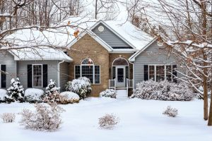 Winter Energy Audit Farmington Hills