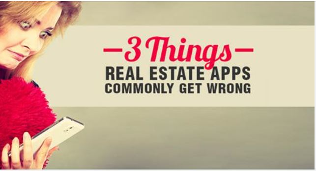 Apps That Commonly Get It Wrong Zillow, Trulia, Redfin