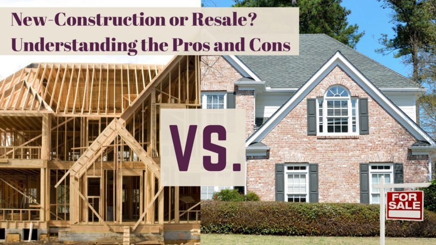 BUYING NEW CONSTRUCTION VS A RESALE HOME IN FARMINGTON HILLS, MI
