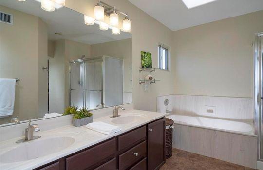 11708 N Mineral Park Way – Master Bathroom