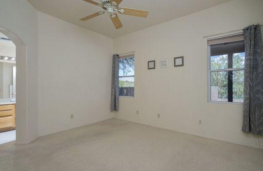 11957 N Labyrinth Drive – Master bedroom