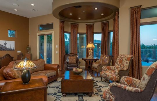 13696 N Tessali Way – Living Room