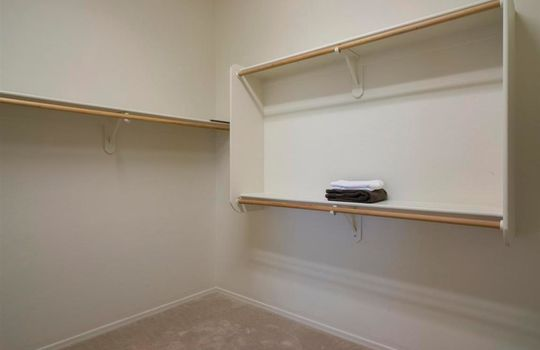 13737 N High Mountain View Place – Master Closet