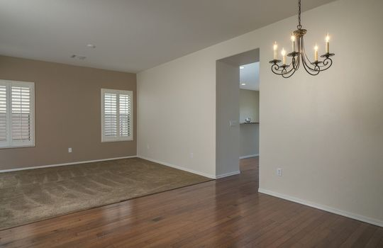 3451 W Wing Tip Drive – Living Room 1