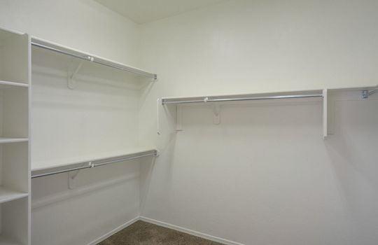 3451 W Wing Tip Drive – Master Closet