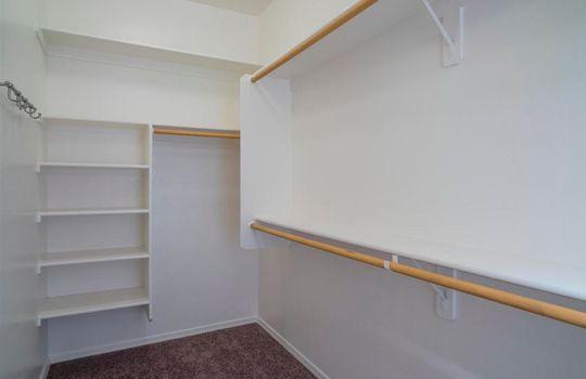710 W Adagio Lane – Master Closet
