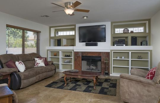 7366 W Silver Sand Drive – Family Room 1