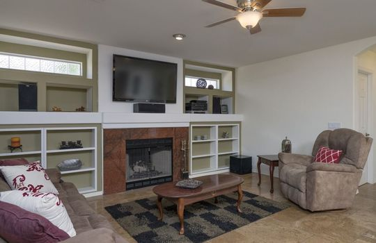 7366 W Silver Sand Drive – Family Room 2
