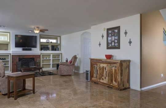 7366 W Silver Sand Drive – Family Room 4