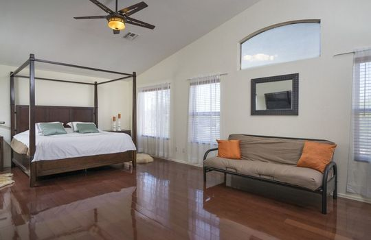 7366 W Silver Sand Drive – Master bedroom 1